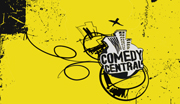 COMEDY CENTRAL ON-AIR REDESIGN