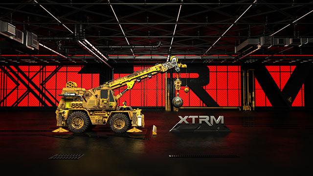 XTRM  Broadcast design 2:44