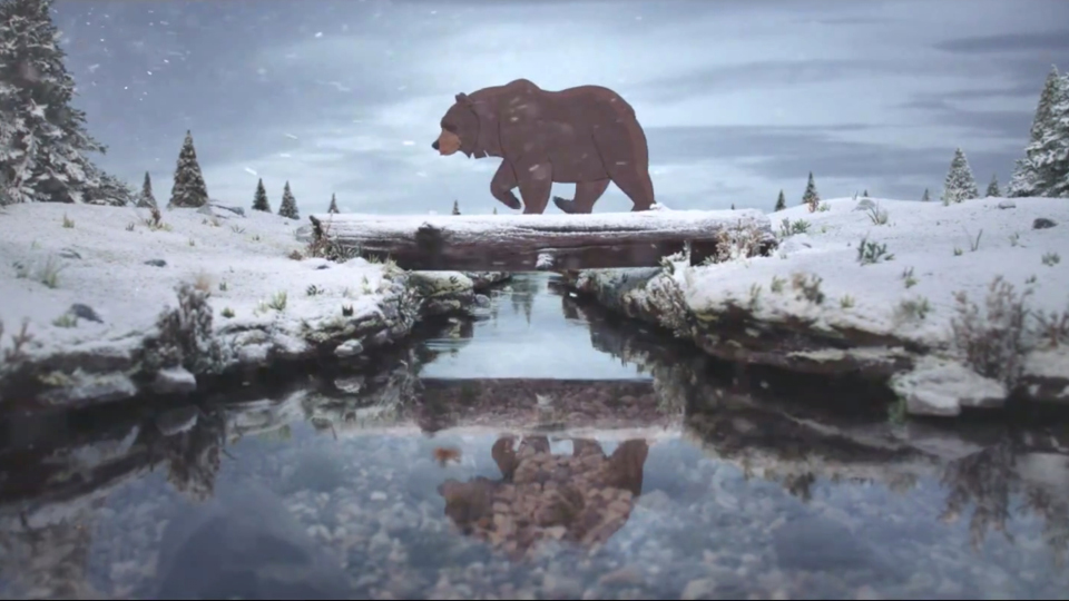 JOHN LEWIS &quot;THE BEAR &amp; THE HARE&quot;&lt;br /&gt;<br /> Branded film 2:00