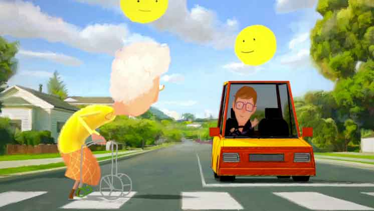 "NEW ZEALAND TRANSPORTATION AGENCY ""EMOTICONS""