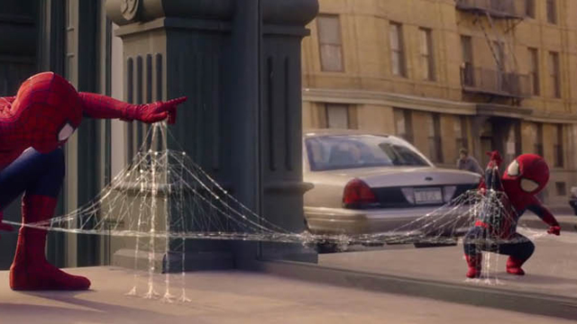 "EVIAN ""SPIDER-MAN: THE AMAZING BABY & ME 2""
