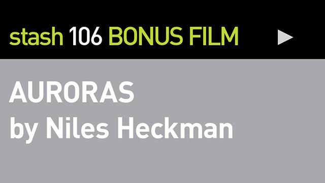 """BONUS FILM:<br /> """"AURORAS"""""""
