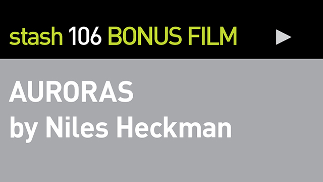 BONUS FILM:&lt;br /&gt;<br /> &quot;AURORAS&quot;