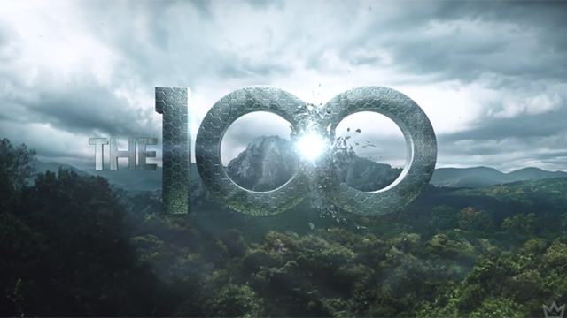 CW &quot;THE 100&quot; OPENING TITLES<br /> Titles :35