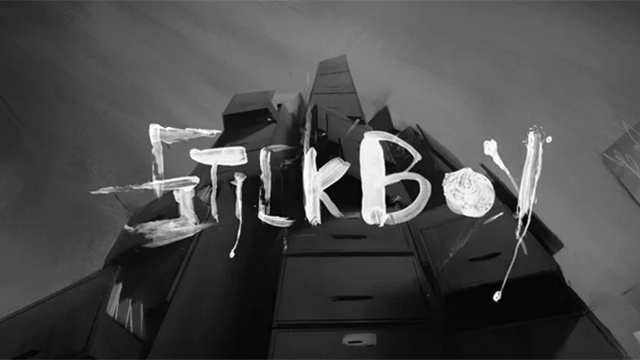 ANIMATION MONTAGE FOR &quot;STICKBOY&quot;<br /> Installation 2:50