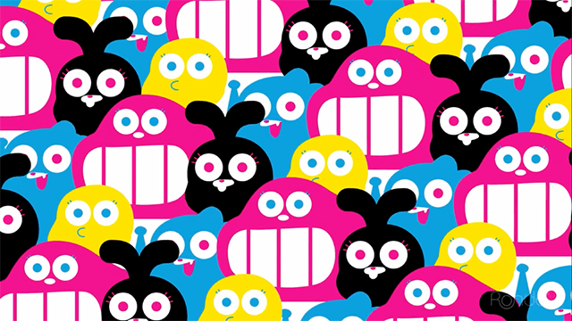 CARTOON NETWORK \&quot;THE AMAZING WORLD OF GUMBALL\&quot; LOOPS&lt;br /&gt;<br /> Broadcast design 1:28