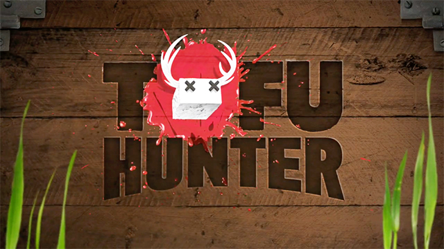 "ADULT SWIM GAMES ""TOFU HUNTER\""<br /><br /> Games :30"