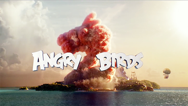 """ANGRY BIRDS 2\""<br /><br /> Games 1:09"