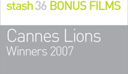 CANNES LIONS WINNERS '07