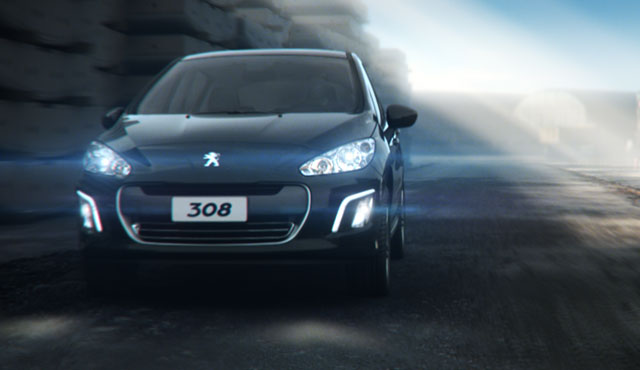 "PEUGEOT 308 ""AWAKES YOUR INSTINCTS""