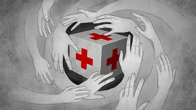 "RED CROSS ""PARCEL""