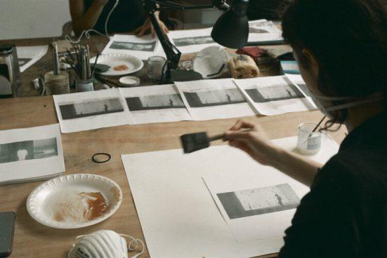 Thom Yorke : Last I heard (…He Was Circling the Drain) Art Camp | STASH MAGAZINE
