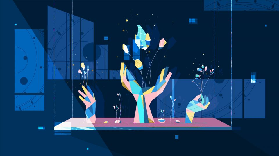 Dream animated short film by Sofie Lee| STASH MAGAZINE