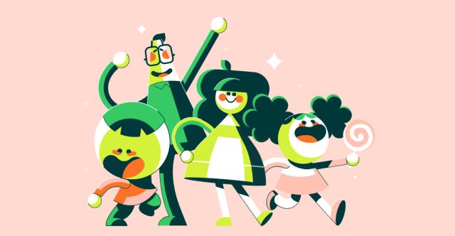 CCTV Kids Rebrand by Art&Graft and Final Frontier | STASH MAGAZINE