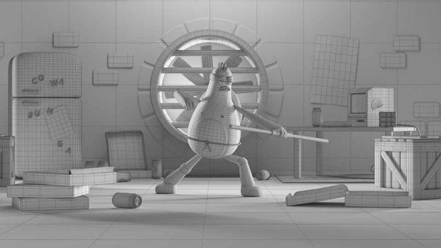 """Ninja Turtles At Home"" Fan Short by See Gee Studio   STASH MAGAZINE"