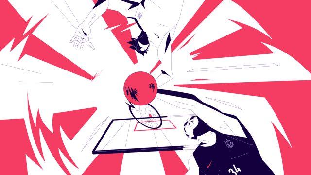 Le Cube Nike China The Road to HBL animation R/GA | STASH MAGAZINE
