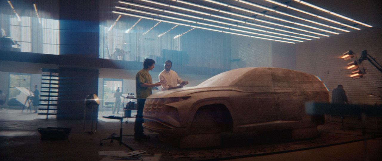 Hyundai On to Better e-SUV commercial by Sebastian Strasser and The Mill | STASH MAGAZINE