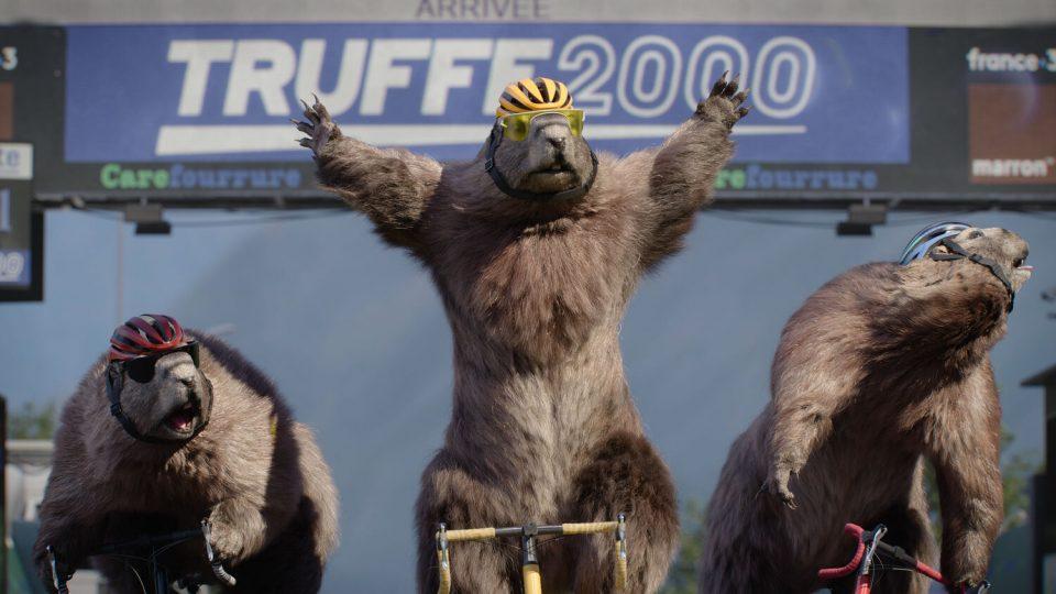 Les Marmottes Take Over on France 3 | STASH MAGAZINE