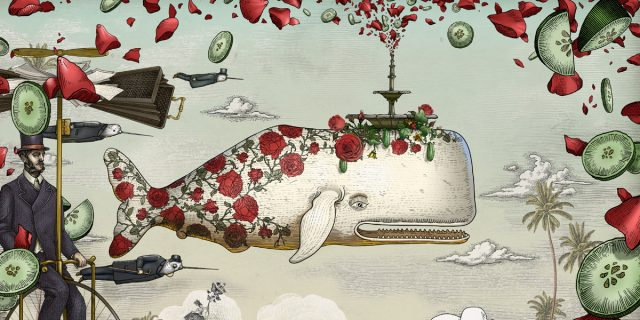Tulips and Chimneys Hendricks Gin Escape animated commercial | STASH MAGAZINE