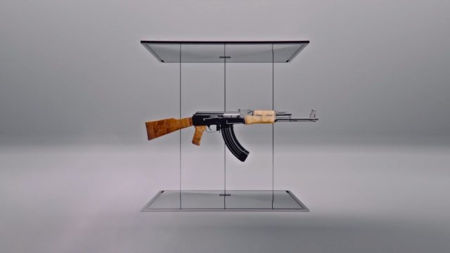 Renato Marques: Of Human Rights and AK-47s