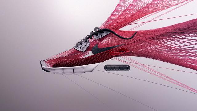 ManvsMachine: Nike Air Max 90