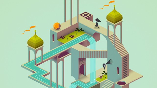 Ustwo: Monument Valley Game Trailer and Behind the Scenes