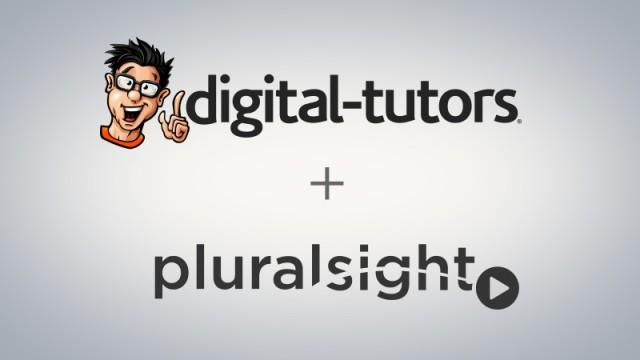 Digital-Tutors + Pluralsight = Save $