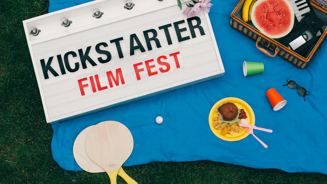 Kickstarter Film Fest 2014 | STASH MAGAZINE