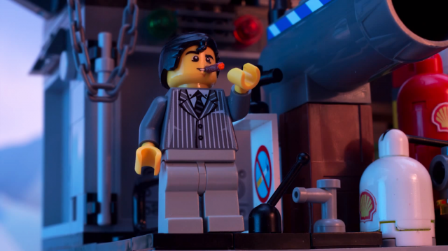 Greenpeace vs LEGO: