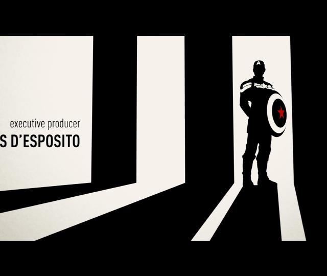 Sarofsky_Captain America | STASH MAGAZINE