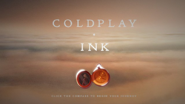 "Blind Draws Interactive Love Story with Coldplay ""Ink"""