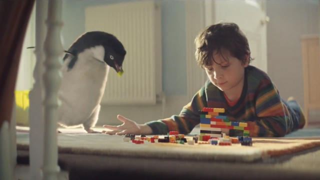 Dougal Wilson and MPC Go the Full Monty for John Lewis