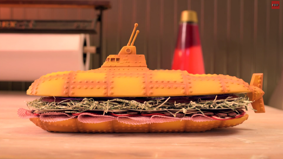 PES_Submarine Sandwich | STASH MAGAZINE