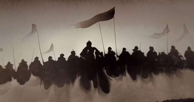 Inky Drama for Netflix Marco Polo Titles