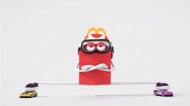 Buck_McDonalds Happy Meal | STASH MAGAZINE