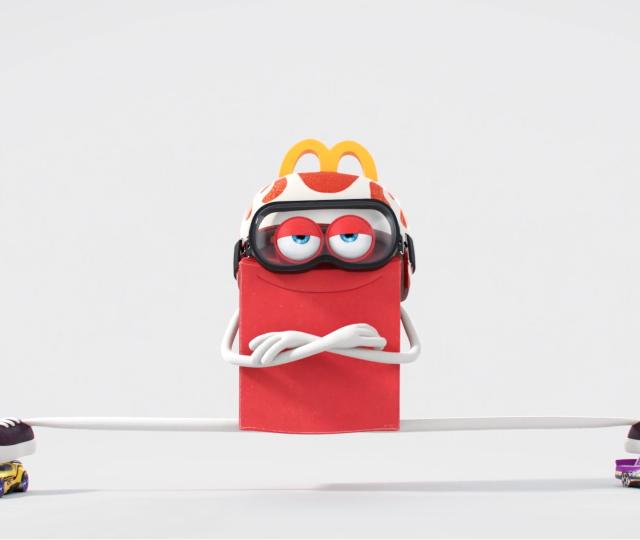 Buck_McDonalds Happy Meal   STASH MAGAZINE