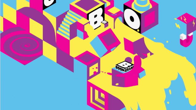 Art&Graft: Boomerang Global Rebrand