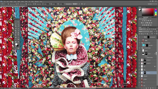 Adobe Turns 25 with Salute to Photoshop