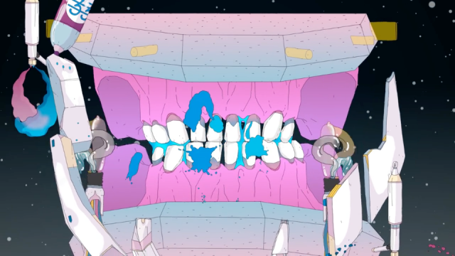 Adult Swim Off the Air Dan Deacon | STASH MAGAZINE