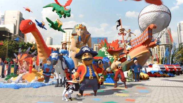 Behind the Scenes of LEGOLAND