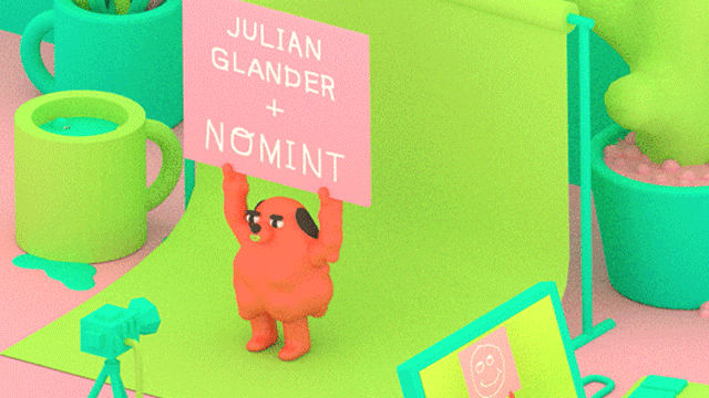 Digital mastermind Julian Glander joins NOMINT
