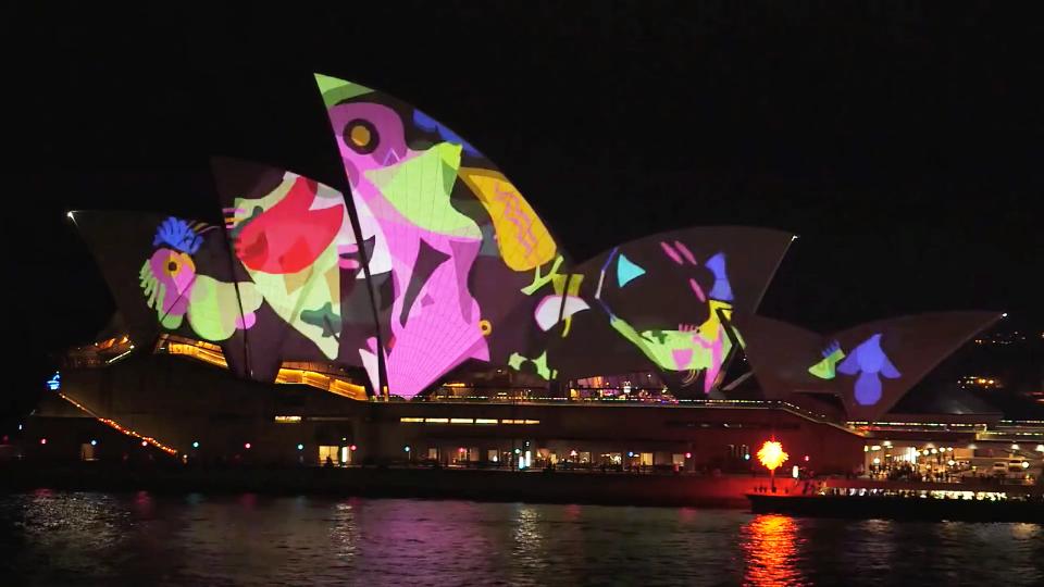 Matt Pyke_Sydney Opera House