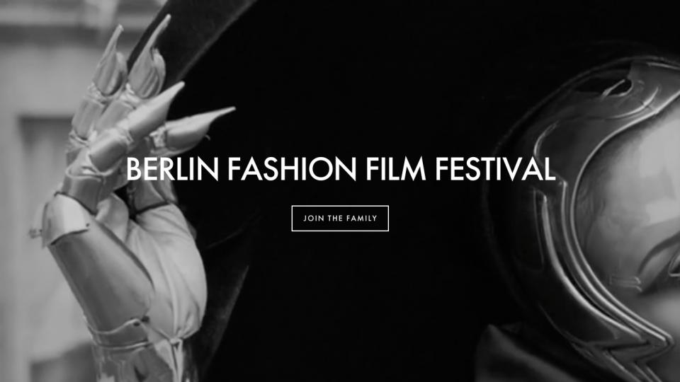 Berlin fashion FIlm Festival   STASH MAGAZINE