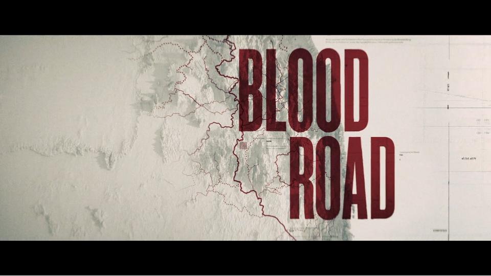 Blood Road Nicholas Schrunk| STASH MAGAZINE