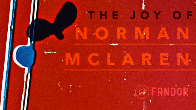 NFB Norman Mclaren | STASH MAGAZINE
