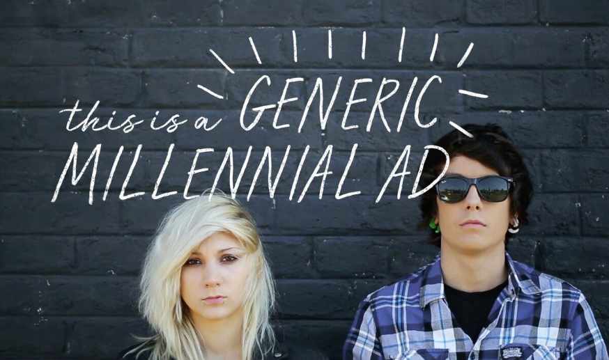 And / Or Generic Millennial Ad | STASH MAGAZINE