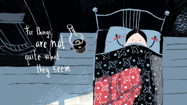 Moth Animates Trailer for Benji Davies' Kid's Book