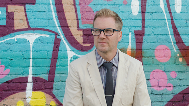 Executive producer Tobin Kirk | STASH MAGAZINE