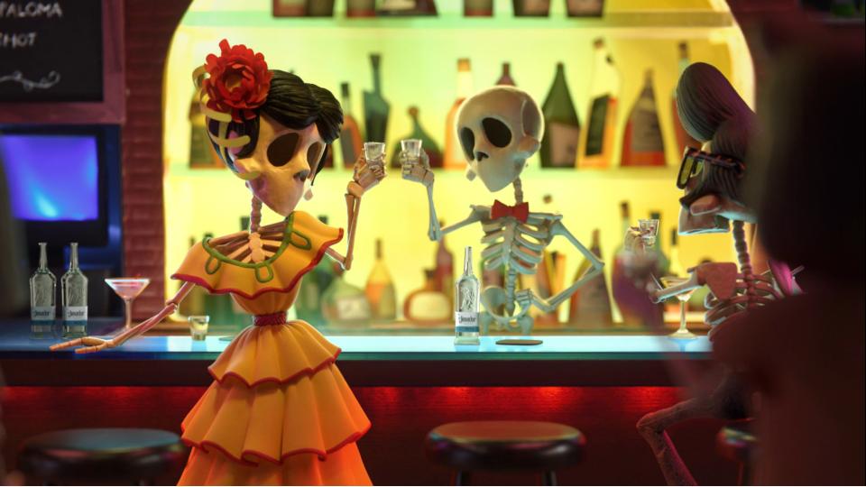 El Jimador Day of the Dead | STASH MAGAZINE