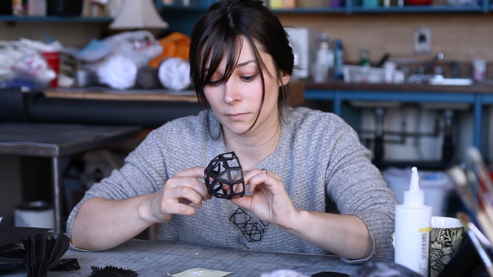 Hayley Morris stop motion animation director| STASH MAGAZINE